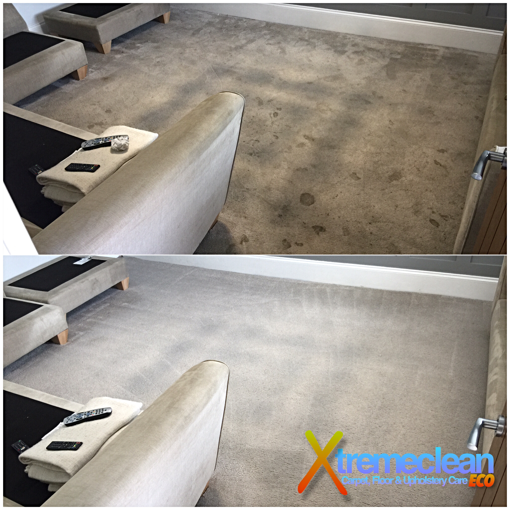 Lounge Carpet Cleaning