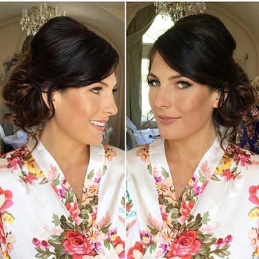 Wedding Make-up & Hair by Bara K. 💍👰🏻
