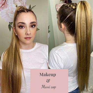 #maturantka  Maxi cop by Bara K.  Makeup