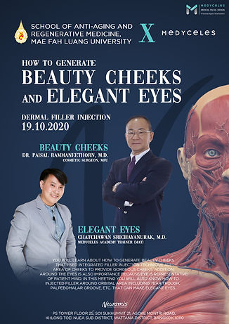 1ST MMFD HOW TO GENERATE BEAUTY CHEEKS AND ELEGANT EYES