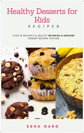 Healthy Desserts for Kids - eBook
