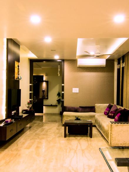 A Duplex Apartment
