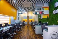 Modern Office Design, Raipur