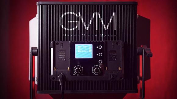 GVM 50RS 3 Point Lighting Kit
