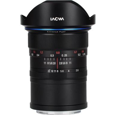 Venus Laowa 12mm f/2.8 Zero-D Lens