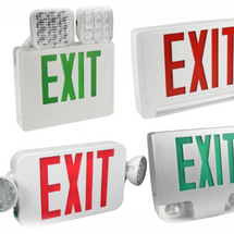 Exit Lights & Alarm Systems