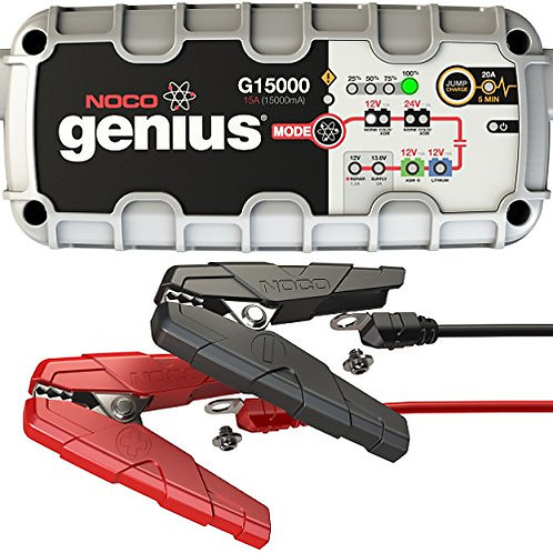 NOCO G15000 Battery Charger + Maintainer