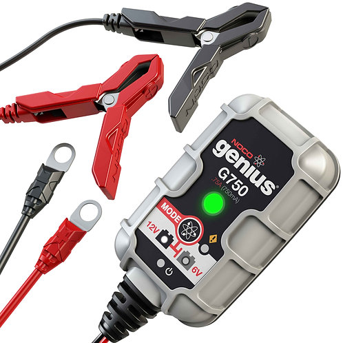 NOCO G750 Battery Charger + Maintainer