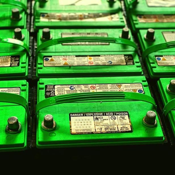 34 Series Batteries