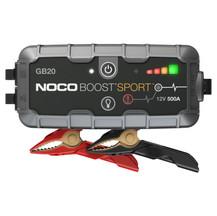 NOCO GB20 500A Sport Jump Starter