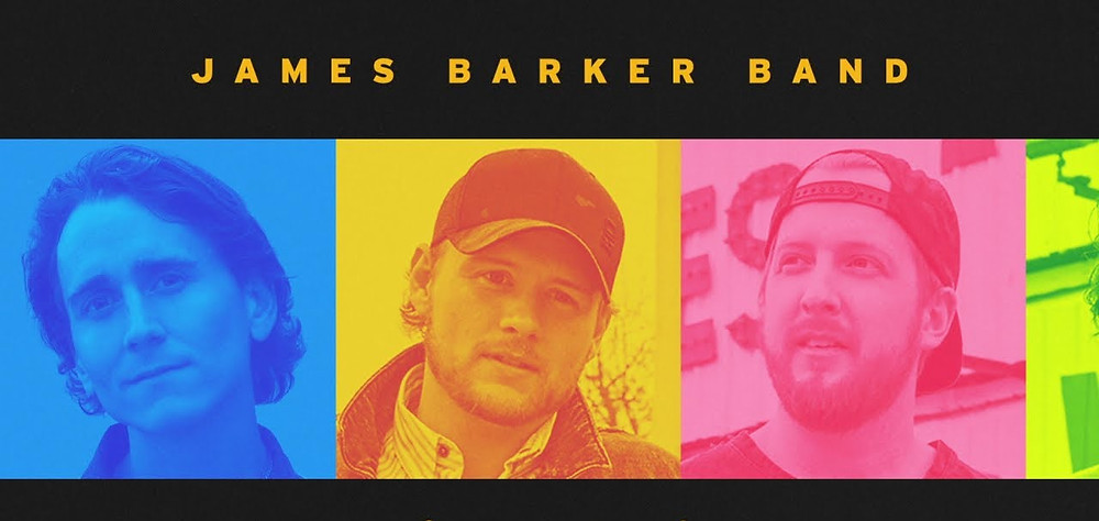 Mama's Cooking - James Barker Band Cover picture. Jpg
