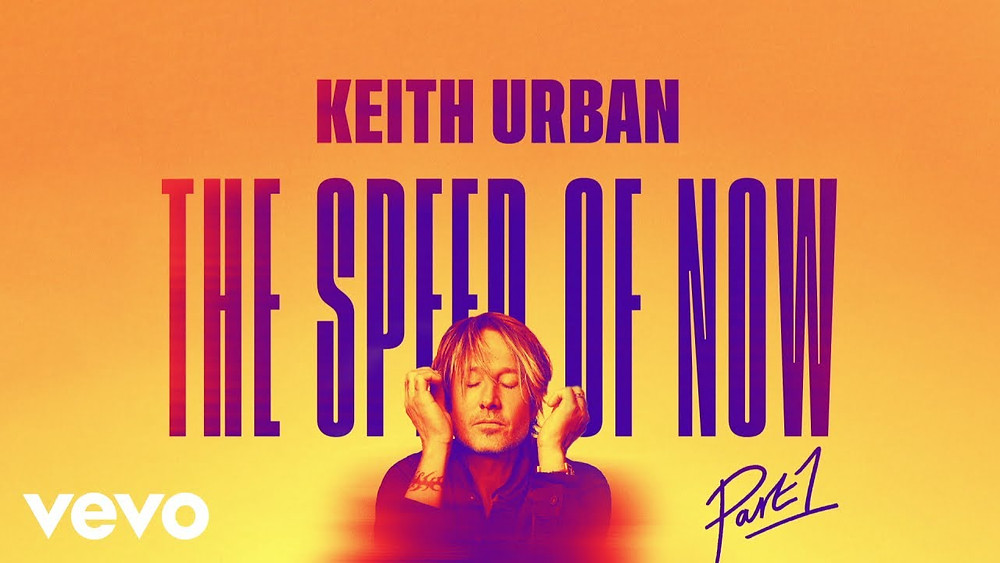 Keith Urban change your mind album cover