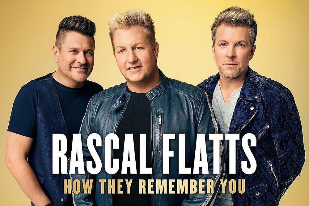 Rascall Flatts album cover picture. Jpg