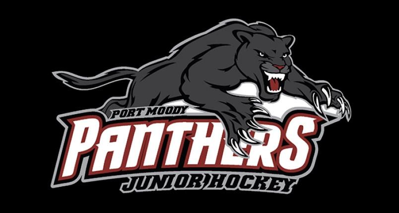 Port Moody panthers logo