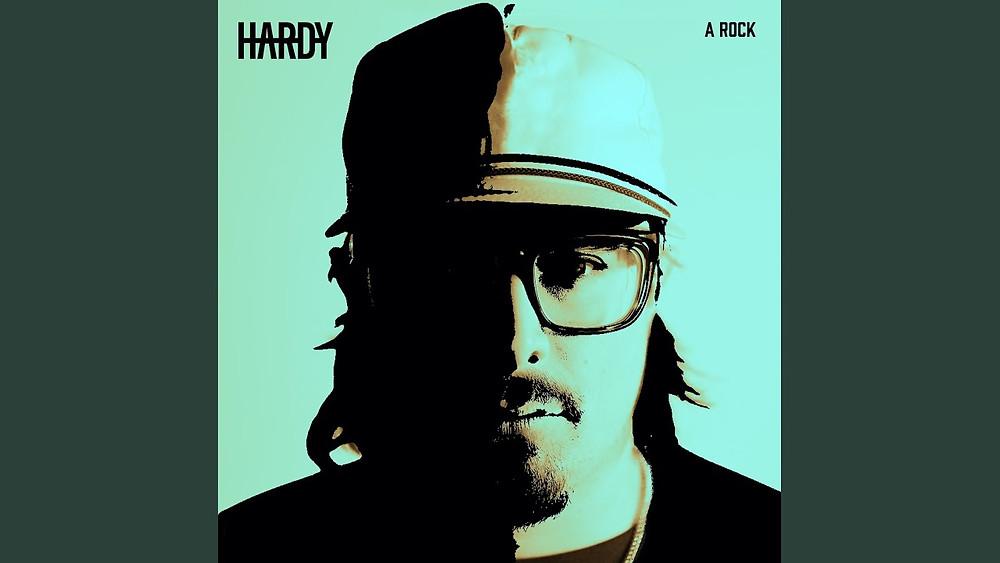 Boyfriend - HARDY cover art