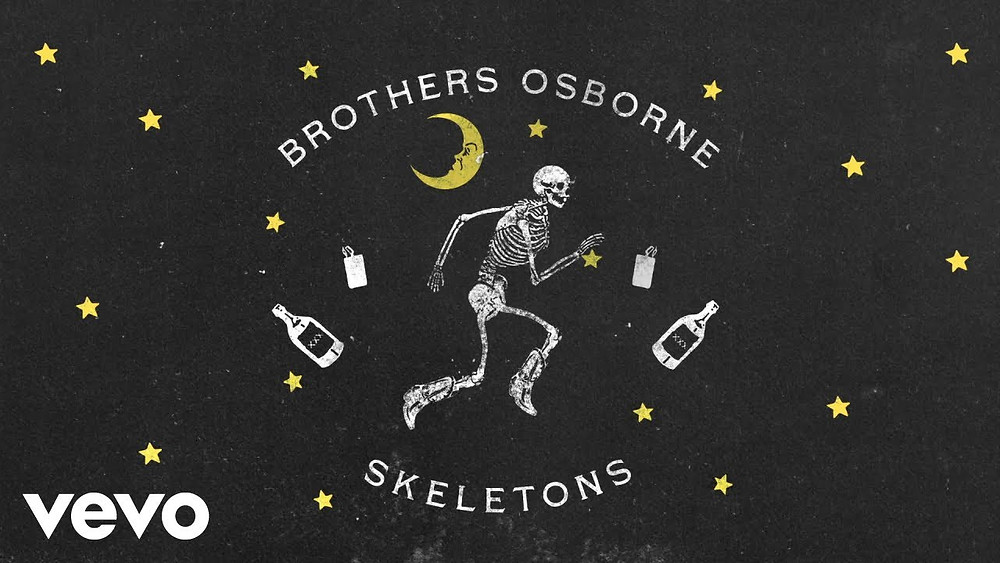 skeleton Brothers Osbourne cover