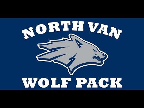 North Van Wolfpack Logo