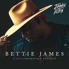 Bettie James by Jimmie Allen Cover Art