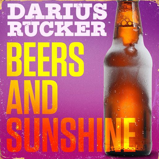 Beers and sunshine darius rucker album cover