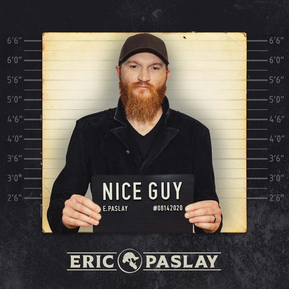 Nice Guy - Eric Pasley Album Cover
