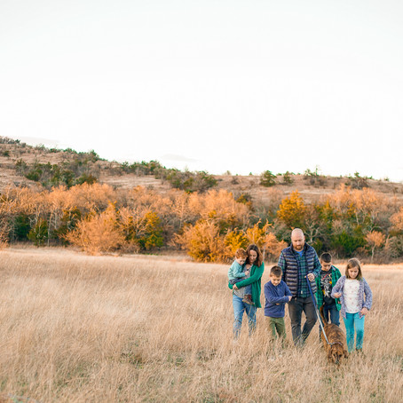 The Hellmuth Family | Sarah Williams Photography