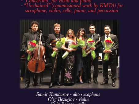 Recital at UofL School of Music