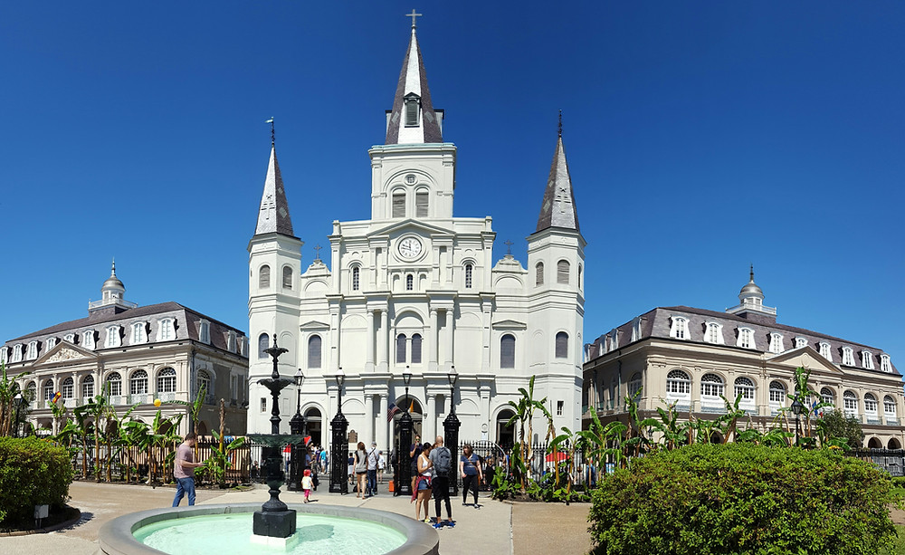 """In 2017, I spent 4 full days exploring one of my """"Bucket List"""" cities, New Orleans"""