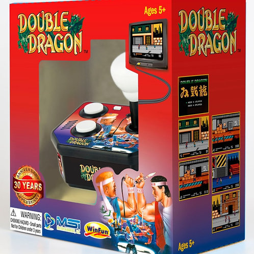 Double Dragon Plug & Play TV Arcade