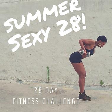 Kali Got Body 28 Day Challenge Summer Sexy