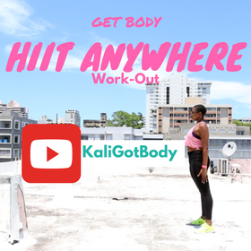 KaliGotBody Fitness Videos link Youtube
