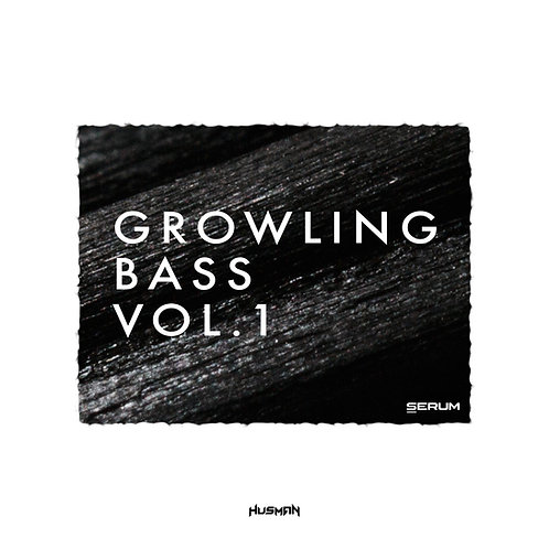 Growling Bass Vol. 1
