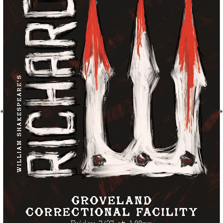 Richard III @ Groveland