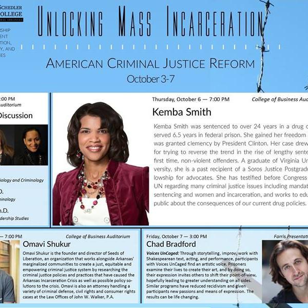 Unlocking Mass Incarceration