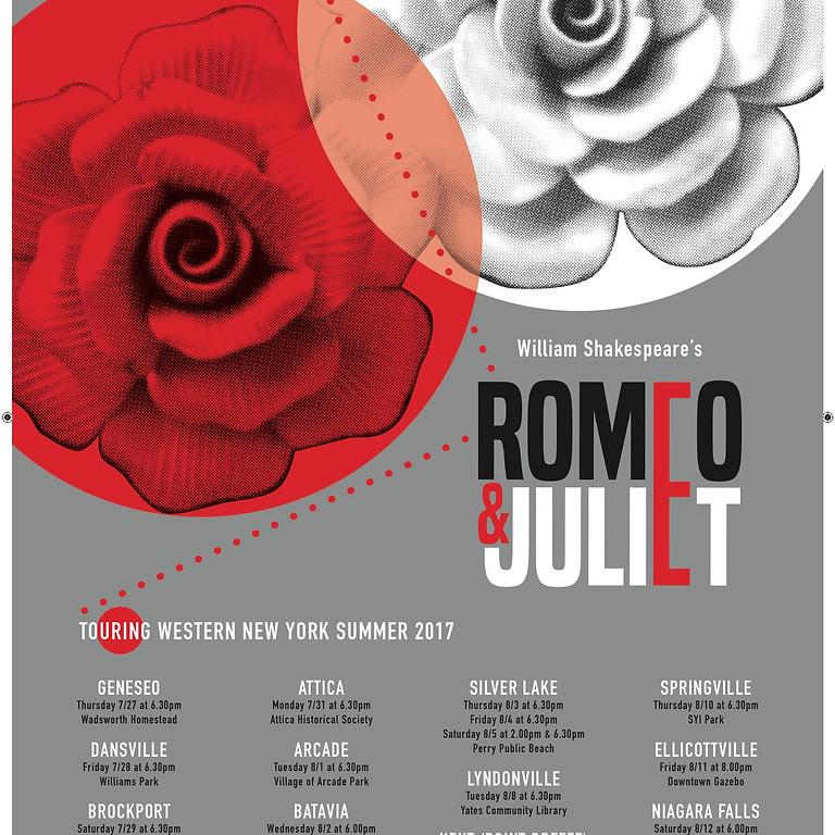 Romeo and Juliet @ Groveland