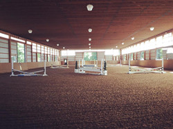 Spacious Indoor Ring