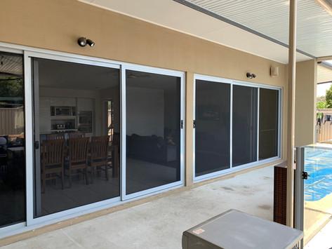Large Invisi-Gard Doors