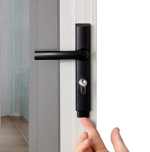 Austral Push2Go Hinge Door Lock