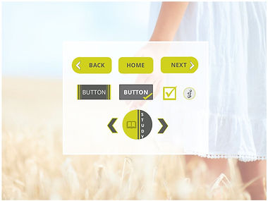 Articulate Storyline Free Buttons Kit Freebies