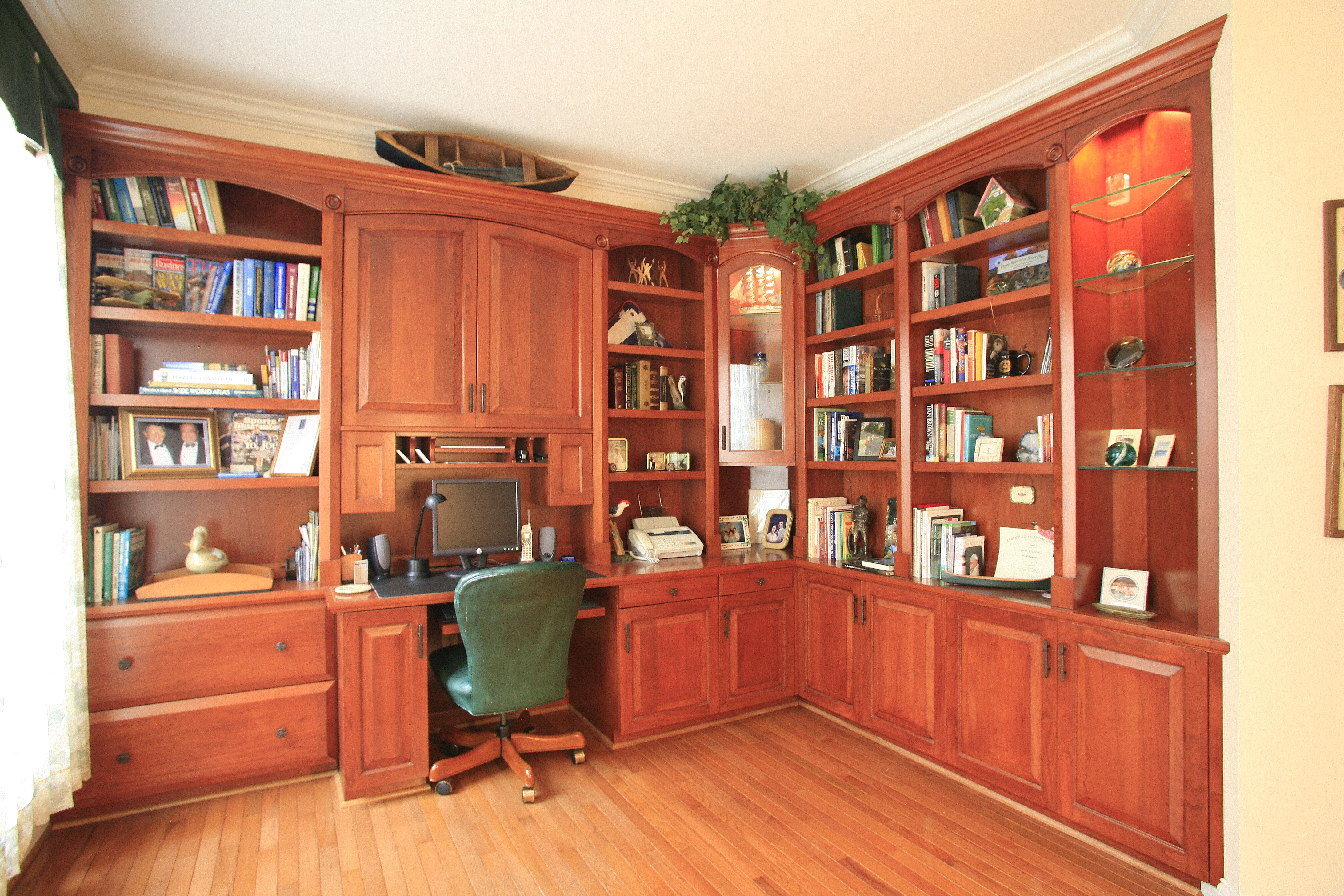 Custom Office and Bookcases