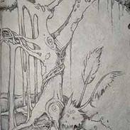 NZ Flora Doodle