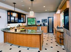 Complete Custom Kitchen
