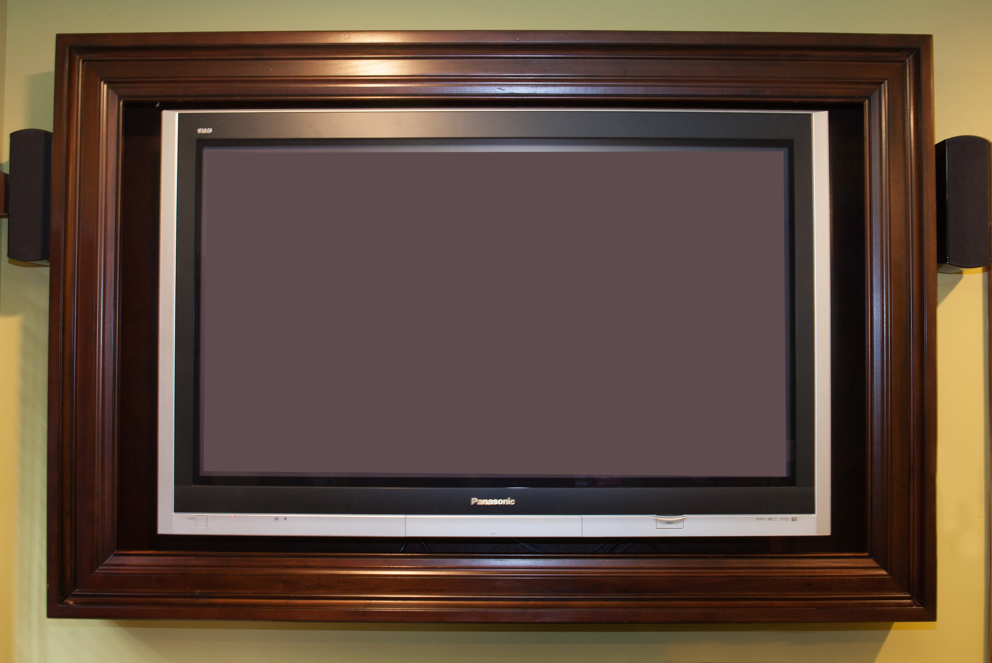 Custom TV Frame