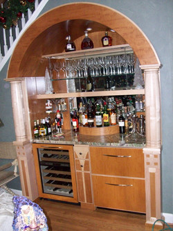 Custom Inset Bar