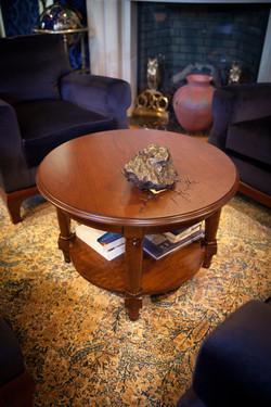 Custom Meteorite Table