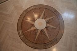 Custom Floor Medallion