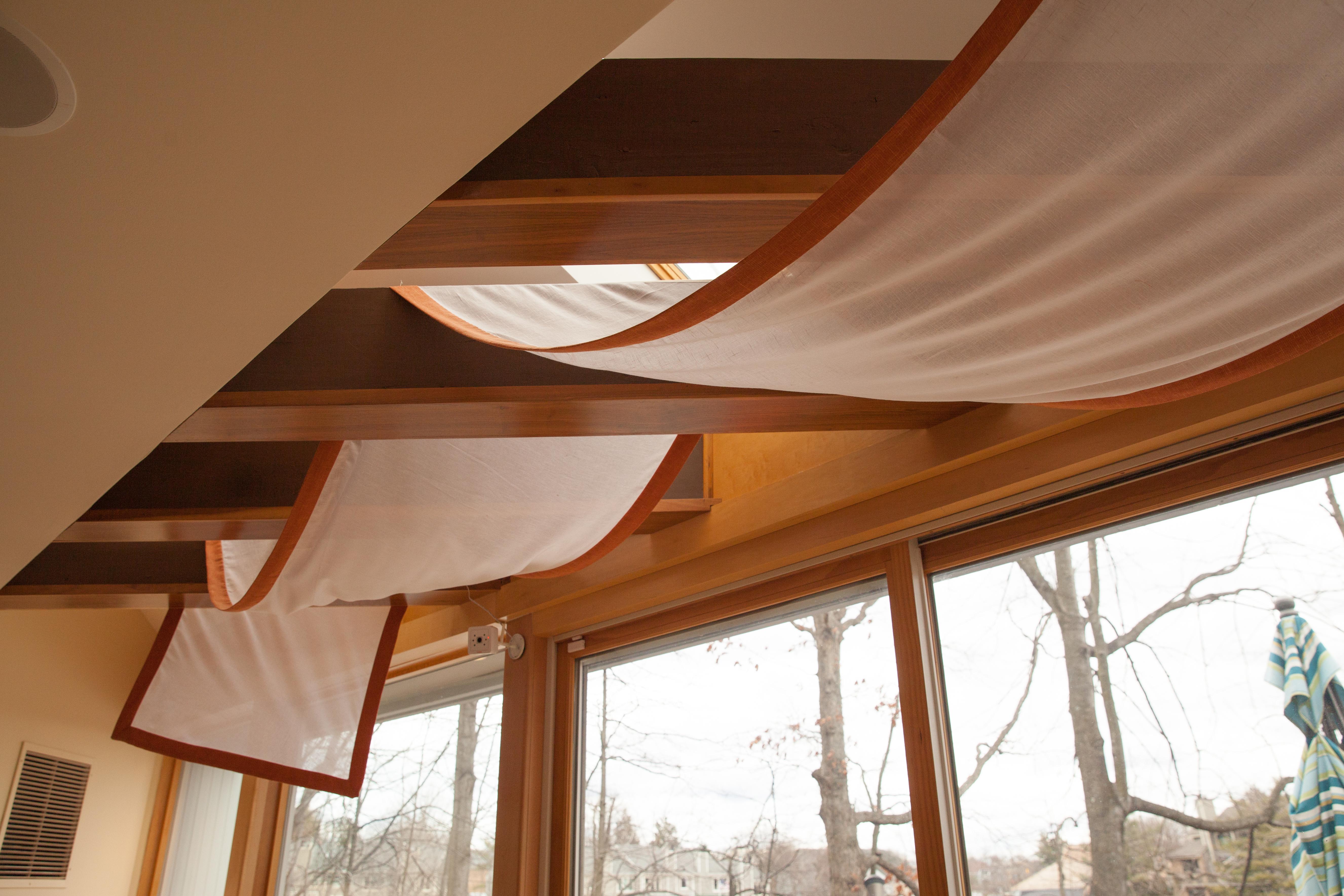 Ceiling Beam Detail