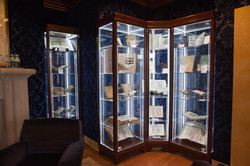 Custom Bullet Proof cabinets