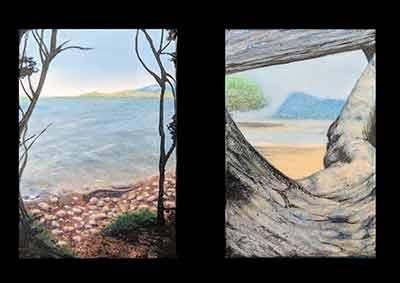 Framed In Wood