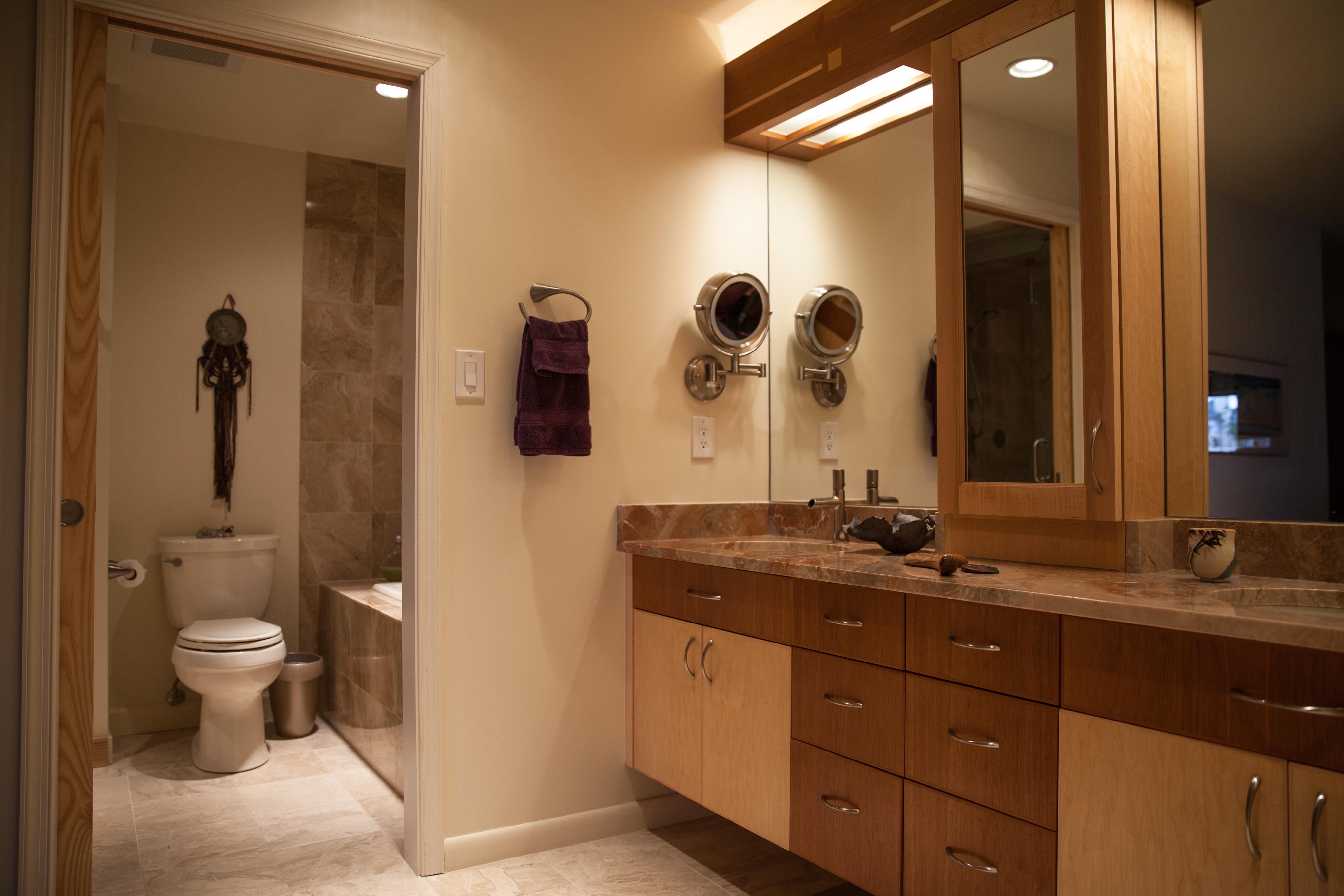 Complete Custom Bathroom