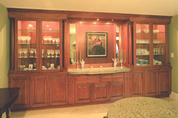 Custom China Cabinet